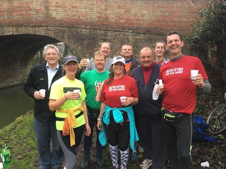 Milton Keynes Running Club Hash House Harriers
